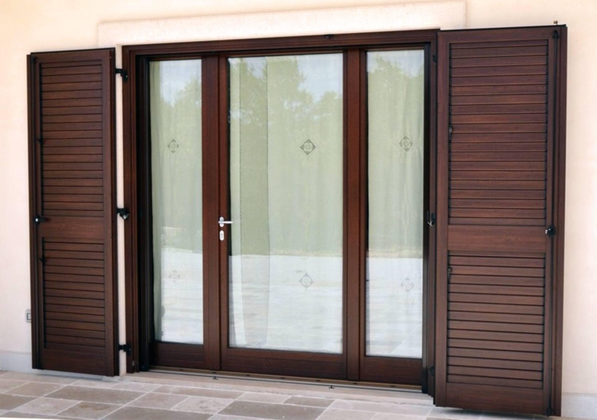 Impact Doors Hurricane Resistant Patio