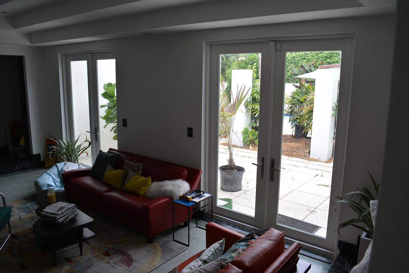 Miami Beach Residence Impact Windows and Doors - Hurricane ...