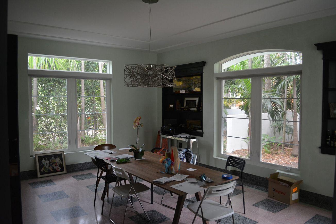 Miami Beach Residence Impact Windows And Doors Hurricane