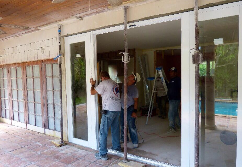 Miami Impact Glass Sliding Doors Aventura
