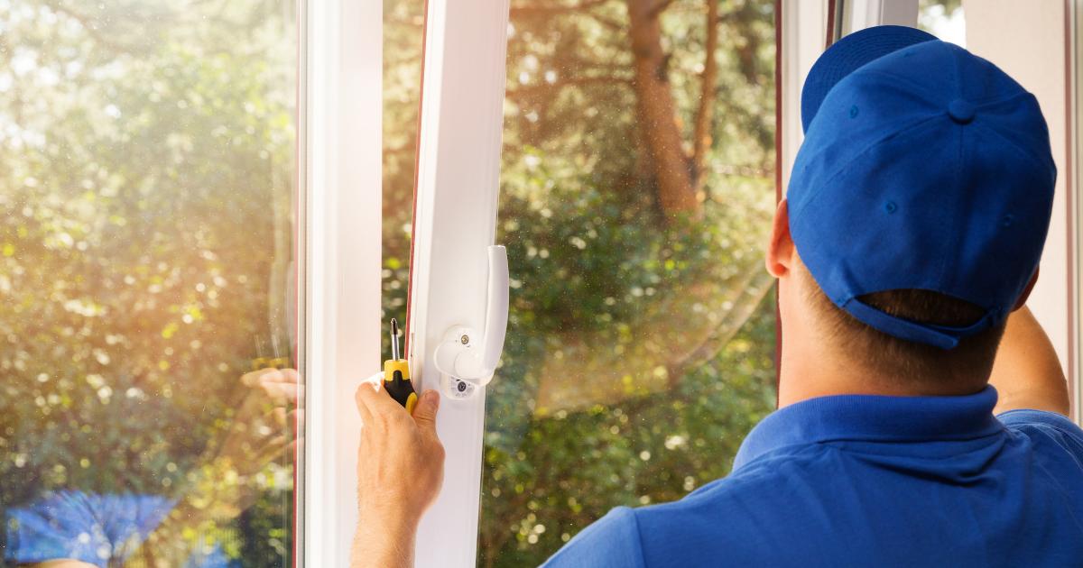 impact window repair