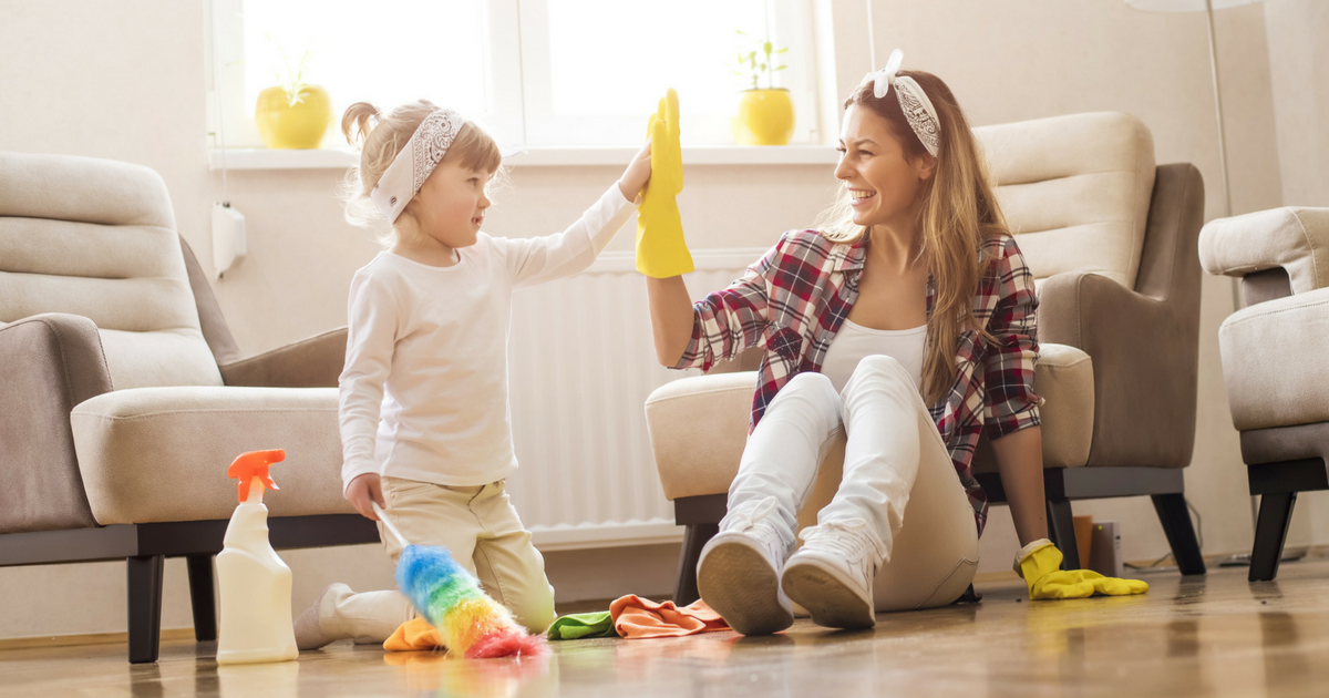 Expert Spring Cleaning Tips