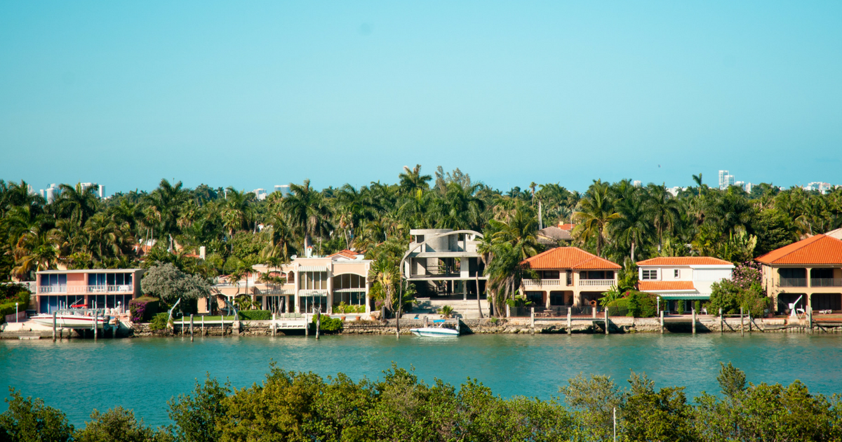 which is better a home or a condo in south florida