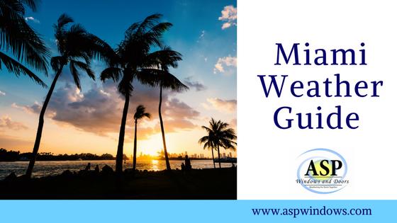 MIami Weather Guide