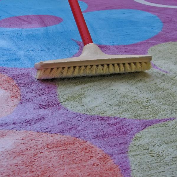 Shampoo rugs