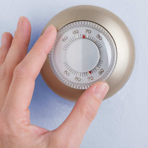 Make Your Home More Energy Efficient - Raise the Thermostat