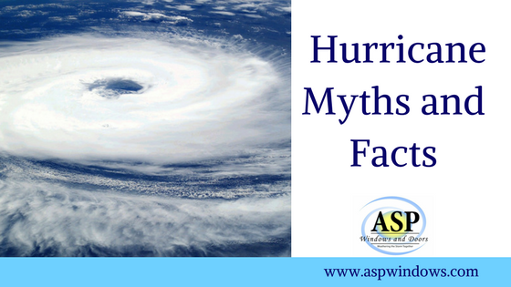 hurricane myths and facts