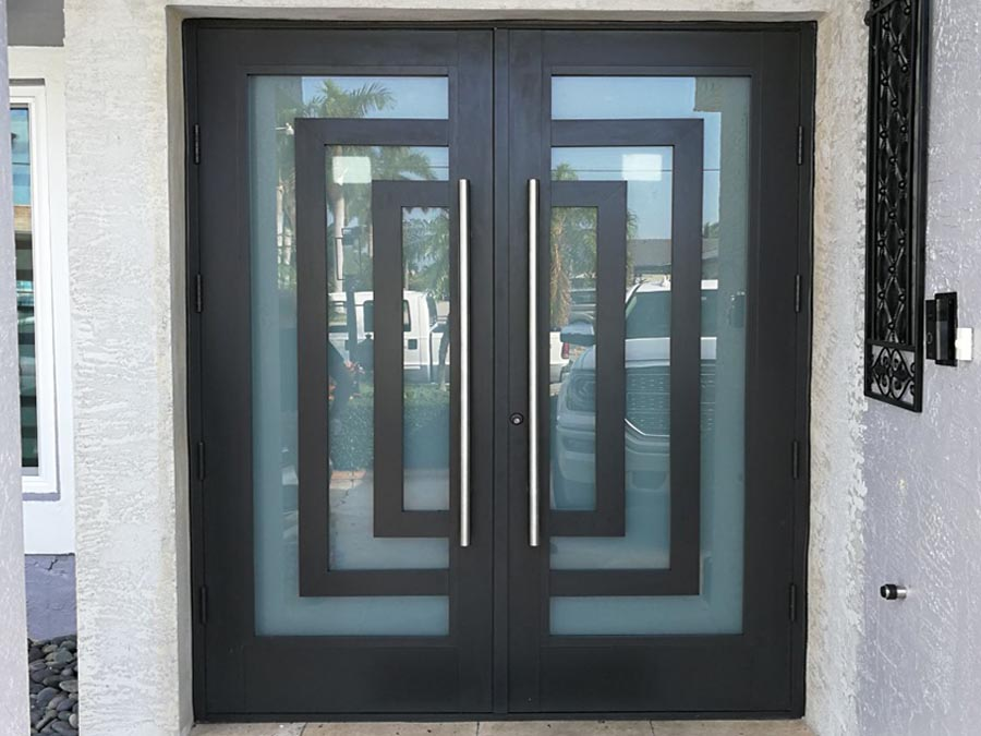 Miami Impact Windows Hurricane Shutters Custom Door